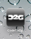 Codetogo  - iPad